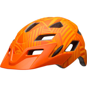 Bell Sidetrack Casque Enfant, matte tango/orange